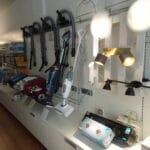 Wandleuchten-Staubsauger und Zubehör - Elektro Laden Stäfa