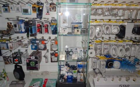 Uhren und Wetterstationen - Elektro Laden Stäfa