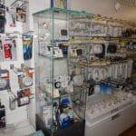 Kleinmaterial und Kabel - Elektro Laden Stäfa