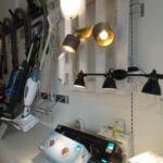 Wandleuchten und Staubsauger - Elektro Laden Stäfa